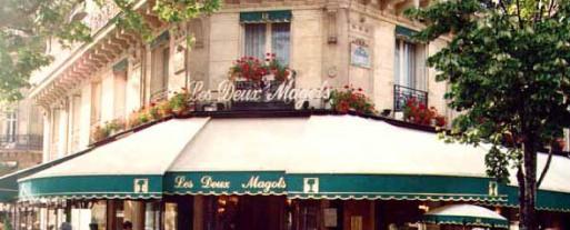 Deux Magots café