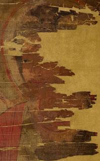 Dunhuang saint